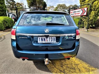 2009 Holden Commodore VE MY09.5 Omega Sportwagon Blue 4 Speed Automatic Wagon