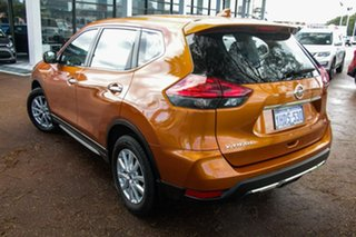 2020 Nissan X-Trail T32 Series III MY20 ST X-tronic 2WD Orange 7 Speed Constant Variable Wagon.