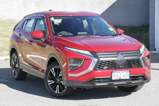 2021 Mitsubishi Eclipse Cross YB MY21 ES 2WD Red Diamond 8 Speed Constant Variable Wagon.