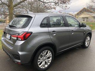 2020 Mitsubishi ASX XD MY20 ES 2WD Titanium Grey 1 Speed Constant Variable Wagon.