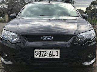 2014 Ford Falcon FG MkII XR6 Ute Super Cab Black 6 Speed Sports Automatic Utility.