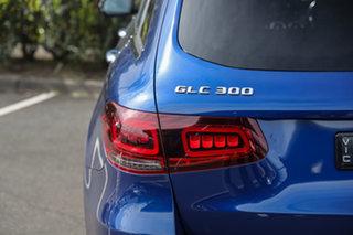 2020 Mercedes-Benz GLC-Class X253 800+050MY GLC300 9G-Tronic 4MATIC Brilliant Blue 9 Speed