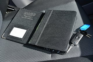 2007 Mazda BT-50 UNY0E3 SDX Blue 5 Speed Automatic Utility