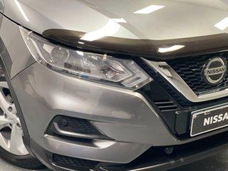 2019 Nissan Qashqai J11 Series 2 ST+ X-tronic Gun Metallic 1 Speed Constant Variable Wagon.