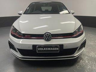 2019 Volkswagen Golf 7.5 MY20 GTI DSG Pure White 7 Speed Sports Automatic Dual Clutch Hatchback.