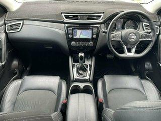 2019 Nissan Qashqai J11 Series 3 MY20 ST-L X-tronic Silver 1 Speed Constant Variable Wagon.