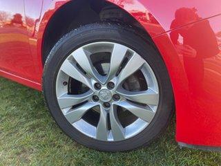 2014 Holden Cruze JH Series II MY14 Equipe Red 6 Speed Sports Automatic Sedan.