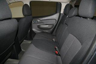 2016 Mitsubishi Triton MQ MY16 GLS Double Cab Titanium 5 Speed Sports Automatic Utility
