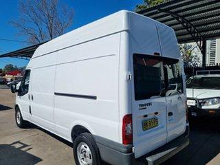 2008 Ford Transit VM MY08 High (LWB) White 6 Speed Manual Van.