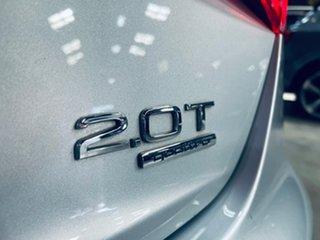 2014 Audi A4 B8 8K MY14 S Line S Tronic Quattro Silver 7 Speed Sports Automatic Dual Clutch Sedan