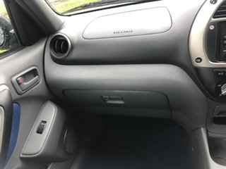 2000 Toyota RAV4 ACA20R Edge Blue 5 Speed Manual Hardtop