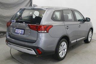 2020 Mitsubishi Outlander ZL MY21 ES AWD Titanium 6 Speed Constant Variable Wagon