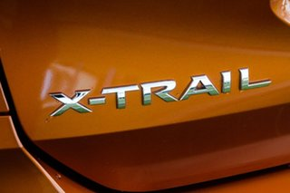2020 Nissan X-Trail T32 Series III MY20 ST X-tronic 2WD Orange 7 Speed Constant Variable Wagon