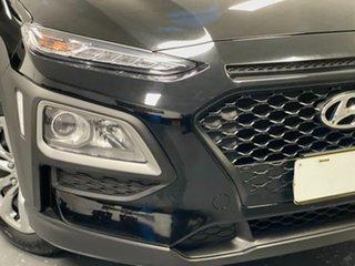 2019 Hyundai Kona OS.2 MY19 Go 2WD Black 6 Speed Sports Automatic Wagon.