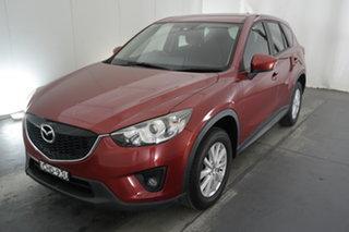 2012 Mazda CX-5 KE1071 Maxx SKYACTIV-Drive AWD Sport Soul Red 6 Speed Sports Automatic Wagon.