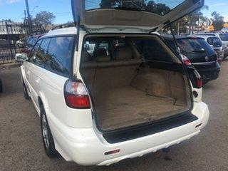 2002 Subaru Outback B3A MY02 H6 AWD 4 Speed Automatic Wagon