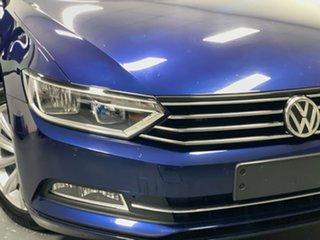 2019 Volkswagen Passat 3C (B8) MY19 132TSI DSG Comfortline Blue 7 Speed Sports Automatic Dual Clutch.