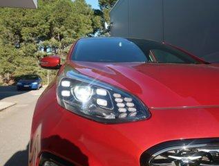 2018 Kia Sportage QL MY19 GT-Line AWD Red 8 Speed Sports Automatic Wagon.