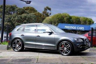 2015 Audi SQ5 8R MY15 TDI Tiptronic Quattro Grey 8 Speed Sports Automatic Wagon.