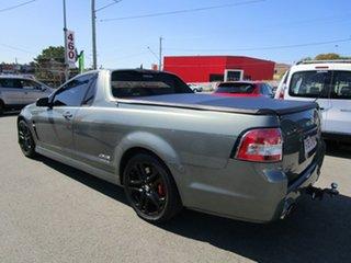 2016 Holden Ute VF II MY16 SS V Ute Redline Grey 6 Speed Sports Automatic Utility.