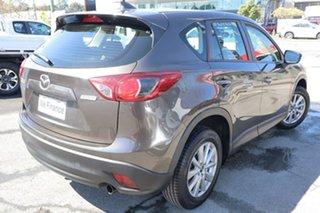 2015 Mazda CX-5 KE1072 Maxx SKYACTIV-Drive Bronze 6 Speed Sports Automatic Wagon.