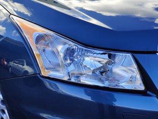 2012 Holden Cruze JH Series II MY12 SRi-V Black 6 Speed Sports Automatic Sedan.