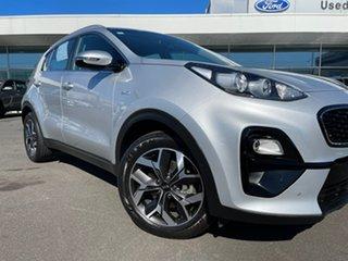 2020 Kia Sportage QL MY20 SX AWD Grey 8 Speed Sports Automatic Wagon.