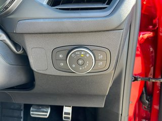 2020 Ford Focus ST-Line Red 8 Speed Automatic Hatchback