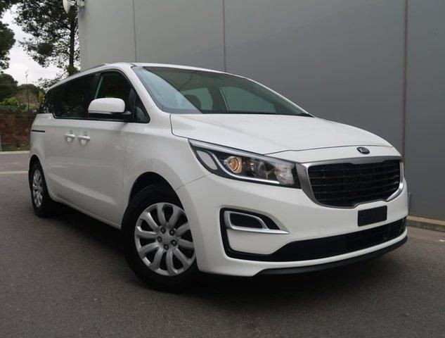 Used Kia Carnival YP MY20 S Reynella, 2019 Kia Carnival YP MY20 S White 8 Speed Sports Automatic Wagon
