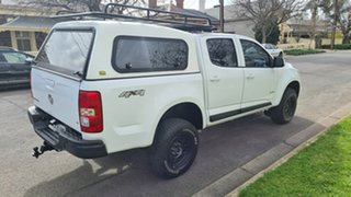 2013 Holden Colorado RG LX (4x4) 6 Speed Automatic Crew Cab Chassis