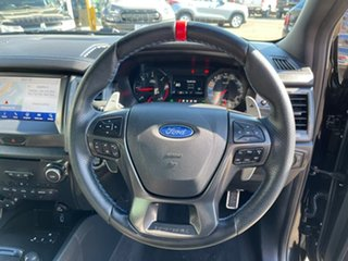2020 Ford Ranger PX MkIII 2020.25MY Raptor Black 10 Speed Sports Automatic Double Cab Pick Up