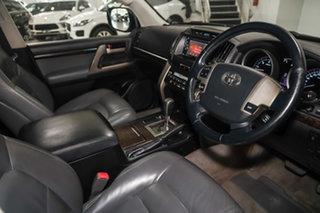 2009 Toyota Landcruiser VDJ200R MY10 VX Grey 6 Speed Sports Automatic Wagon.