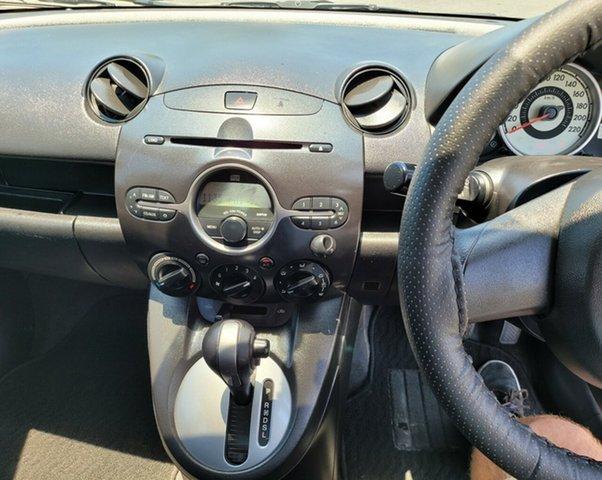 Used Mazda 2 DE MY14 Neo Sport Southport, 2014 Mazda 2 DE MY14 Neo Sport 4 Speed Automatic Hatchback