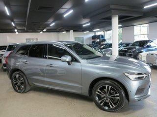 2019 Volvo XC60 UZ MY20 D4 AWD Momentum Grey 8 Speed Sports Automatic Wagon