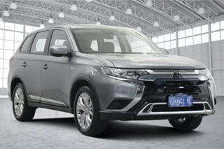 2020 Mitsubishi Outlander ZL MY21 ES AWD Titanium 6 Speed Constant Variable Wagon.