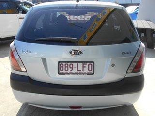2005 Kia Rio JB Blue 5 Speed Manual Hatchback