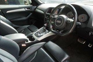 2015 Audi SQ5 8R MY16 TDI Tiptronic Quattro White 8 Speed Sports Automatic Wagon