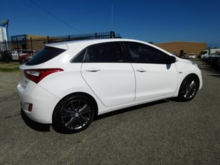 2015 Hyundai i30 GD4 Series 2 Active White 6 Speed Automatic Hatchback
