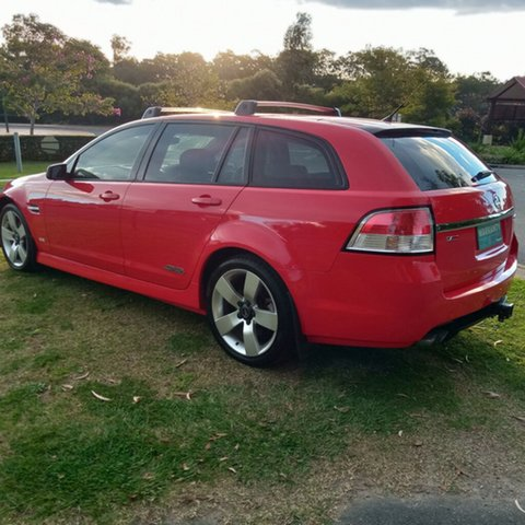 Used Holden Commodore VE II MY12 SS Southport, 2012 Holden Commodore VE II MY12 SS 6 Speed Automatic Sportswagon