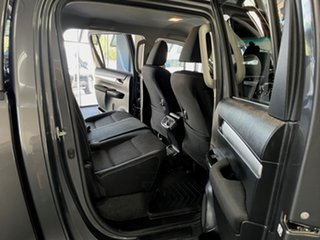 2018 Toyota Hilux GUN126R SR5 Double Cab Charcoal 6 Speed Manual Utility