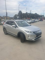 2018 Mitsubishi Eclipse Cross YA MY18 LS 2WD Silver, Chrome 8 Speed Constant Variable Wagon.
