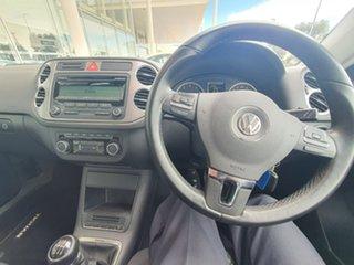 2011 Volkswagen Tiguan 5N MY11 125TSI 4MOTION Silver 6 Speed Manual Wagon