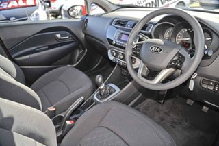 2015 Kia Rio UB MY15 S Red 6 Speed Manual Hatchback