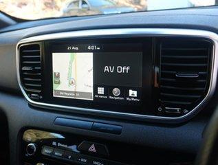 2018 Kia Sportage QL MY19 GT-Line AWD Red 8 Speed Sports Automatic Wagon