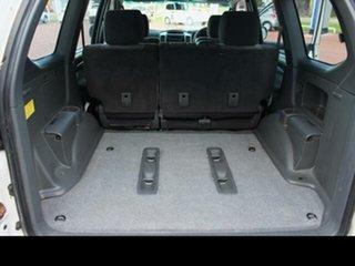 2008 Toyota Landcruiser Prado KDJ120R 07 Upgrade GX (4x4) Powder White 6 Speed Manual Wagon