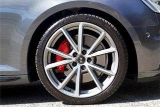 2018 Audi A4 B9 8W MY18 Black Edition Avant S Tronic Quattro Grey 7 Speed