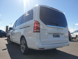 2015 Mercedes-Benz V-Class 447 V250 d 7G-Tronic + Avantgarde White 7 Speed Sports Automatic Wagon.