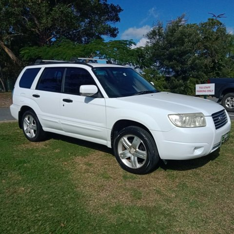 Used Subaru Forester MY05 X Southport, 2004 Subaru Forester MY05 X 4 Speed Automatic Wagon
