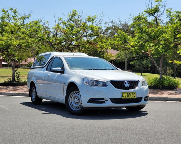 Used Holden Ute VF II MY17 SV6 Southport, 2017 Holden Ute VF II MY17 SV6 6 Speed Automatic Utility