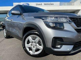 2020 Kia Seltos SP2 MY20 S 2WD Grey 1 Speed Constant Variable Wagon.